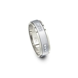 My Man diamond Ring
