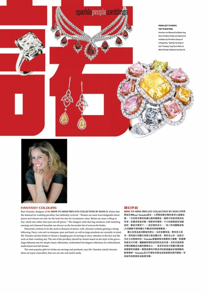 טבעת יהלום , חנות יהלומים , צמיד יהלום , רוני נמדר מעצבת תכשיטים