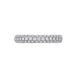 טבעת יהלומים אטרניטי