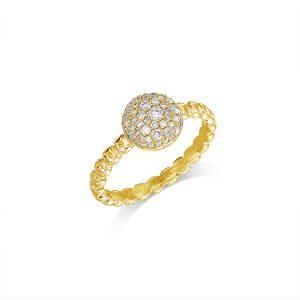 חנות תכשיטים תל אביב טבעת יהלום